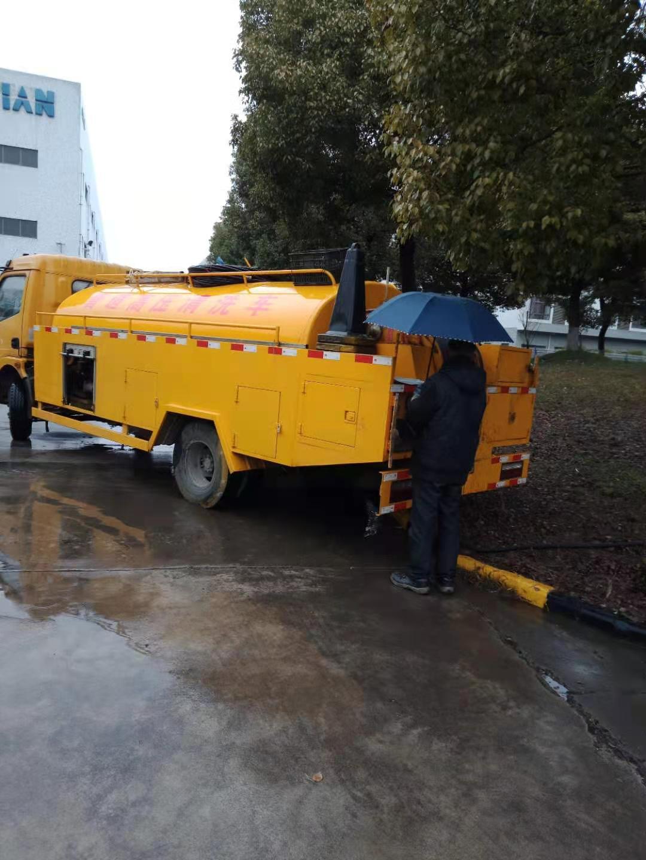 无锡市宜兴市新街街道废水池清理24小时随叫随到