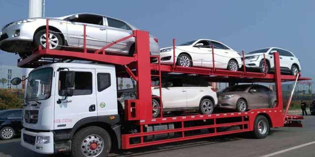 鄂尔多斯到盐城轿车拖运上门提车