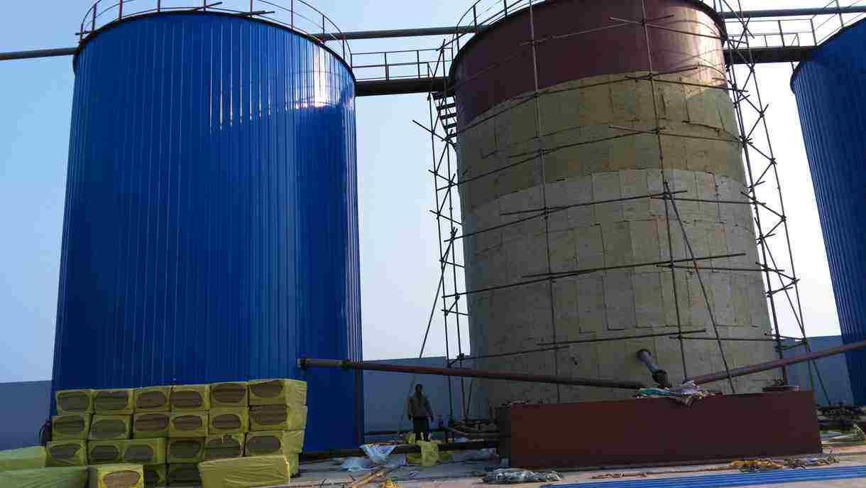 营口盖州铁皮管道罐体专业保温,镀锌板 不锈钢管道保温施工承包