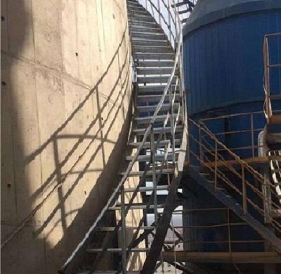 临江烟囱安装检测台公司 专业高空安装
