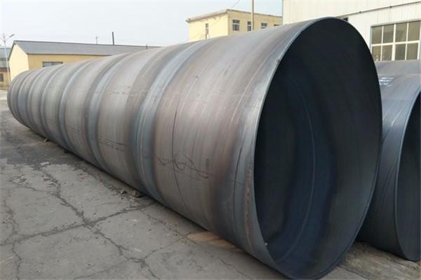 布尔津478*7防腐螺旋焊管价格多少钱