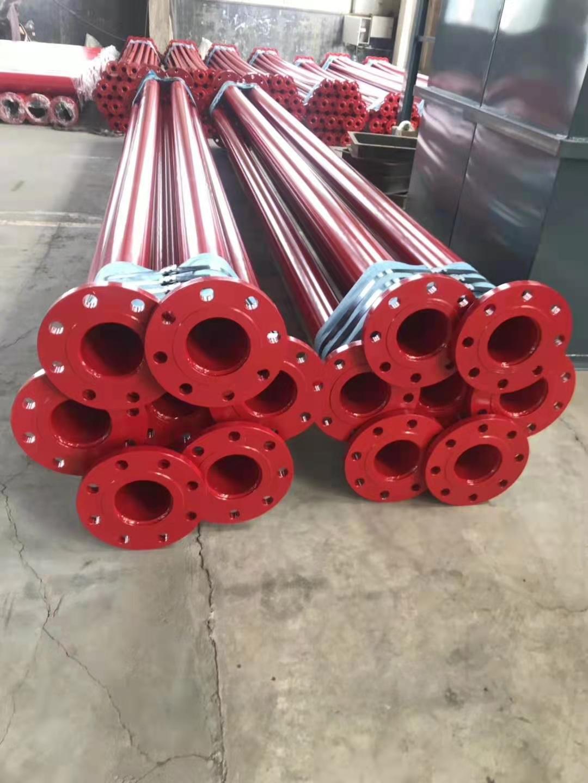 陕县环氧煤沥青重防腐螺旋管库存表工厂复工日期定了吗