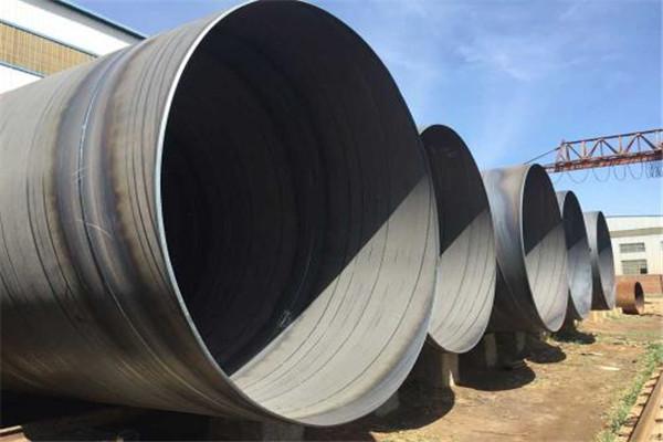 Q235B材质2220*12螺旋焊管制造厂家鄢陵