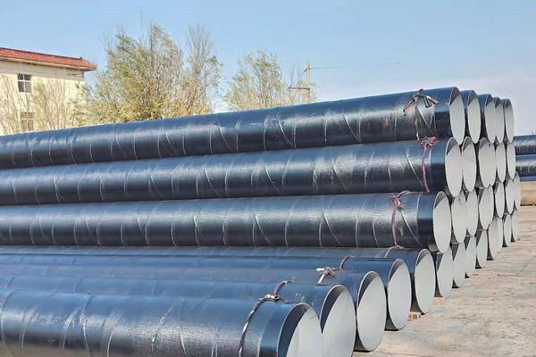 环氧煤沥青大口径防腐螺旋钢管什么价格(昆明市)