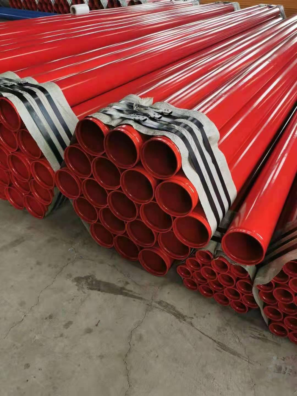 攀枝花东区Q235B热镀锌钢管型号齐全