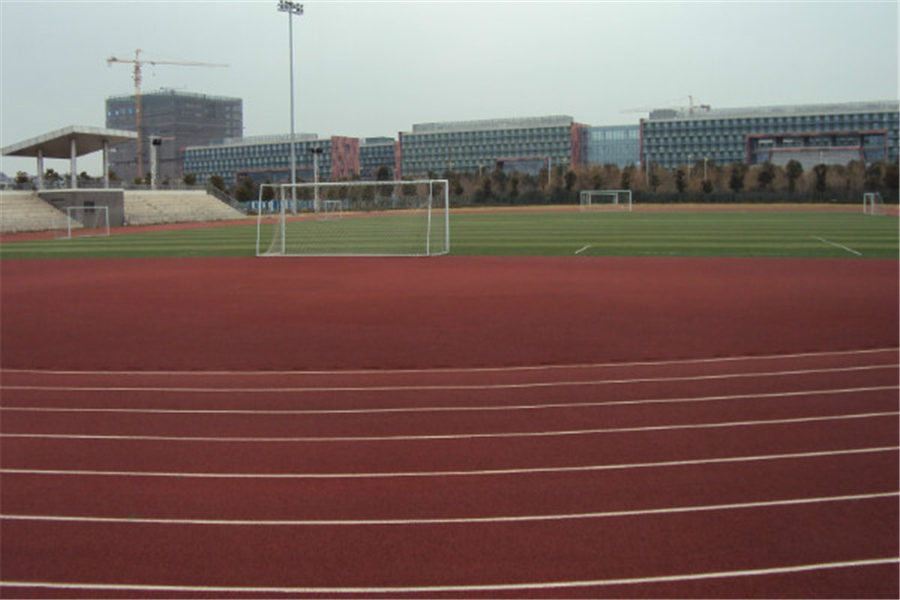 安庆宜秀塑胶球场体育厂家