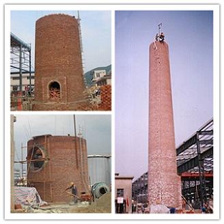 莱芜烟囱建筑公司欢迎双赢合作