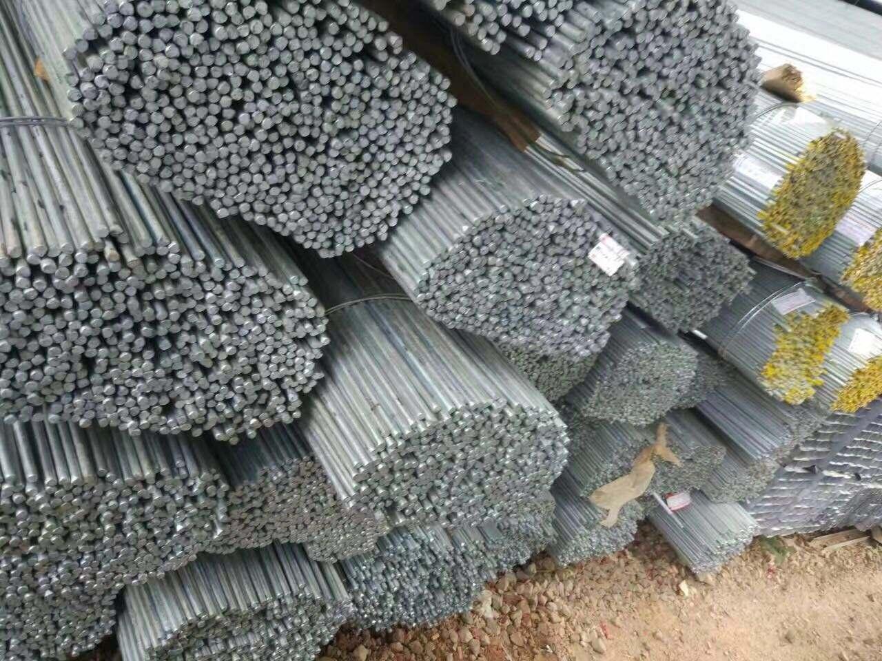 广安市镀锌圆钢现货厂家