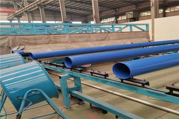 丹东东港dn200内外涂塑钢塑复合管排行榜