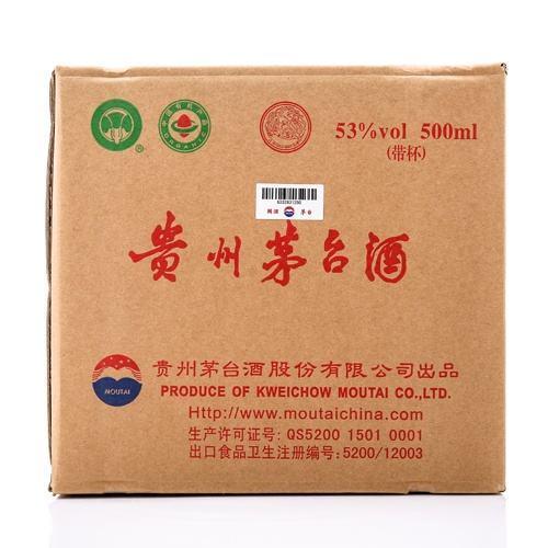 【价目表】燕京八景茅台酒瓶回收价目一览表