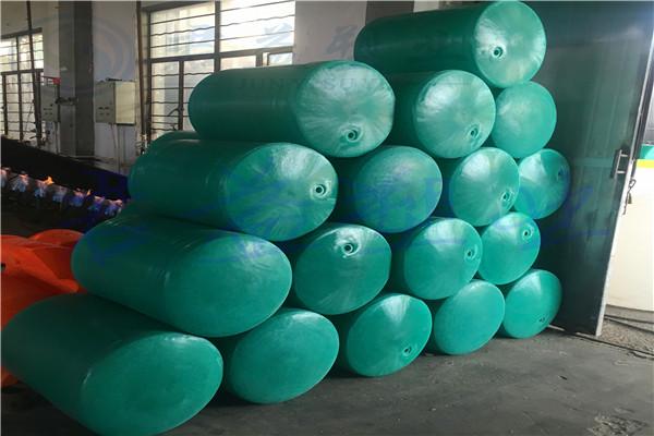 永新县拦污浮筒改造直径800mm浮筒