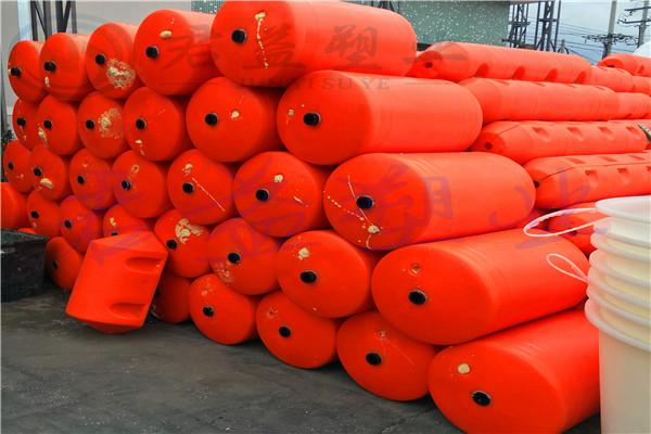神湾镇拦污浮筒改造300*600mm浮筒