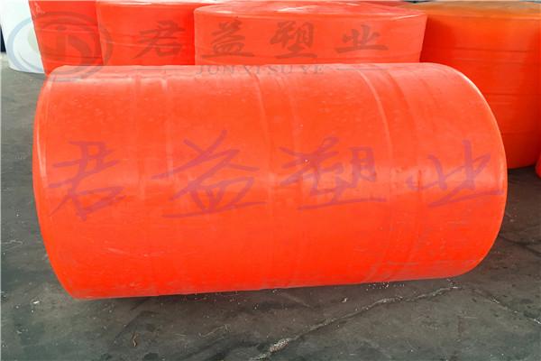 安龙县拦污浮筒材质直径400mm浮筒