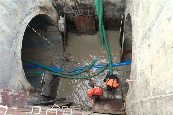 武汉常青花园堵水潜水堵气囊正规公司-这家施工速度快