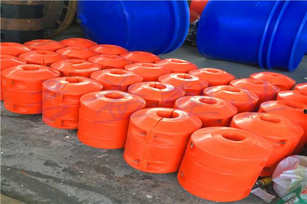 平和县拦污浮筒施工方案800*1000mm浮筒