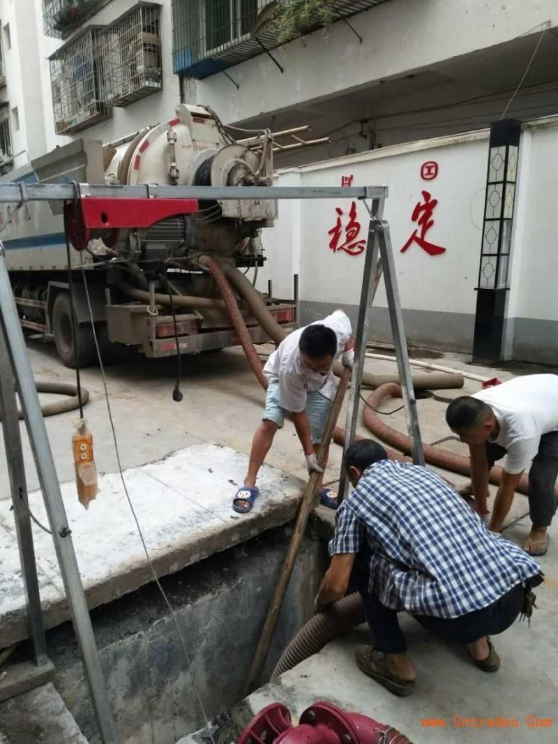 金坛区朱林镇工地抽污水上门服务