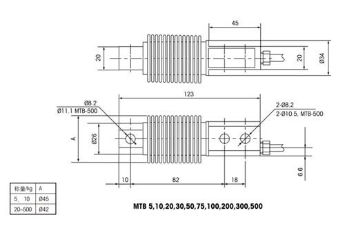 贵港MTB-20传感器供应