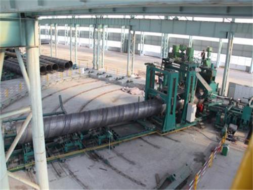 1820*14排污螺旋钢管价格供应商