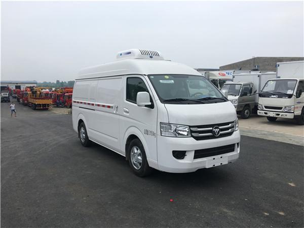 河南省4.2米大型冷藏車車輛報價