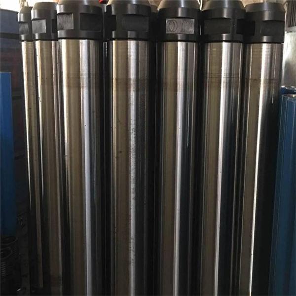 湖南省怀化市冲击器打土层潜孔钻机 小型气动潜孔钻机