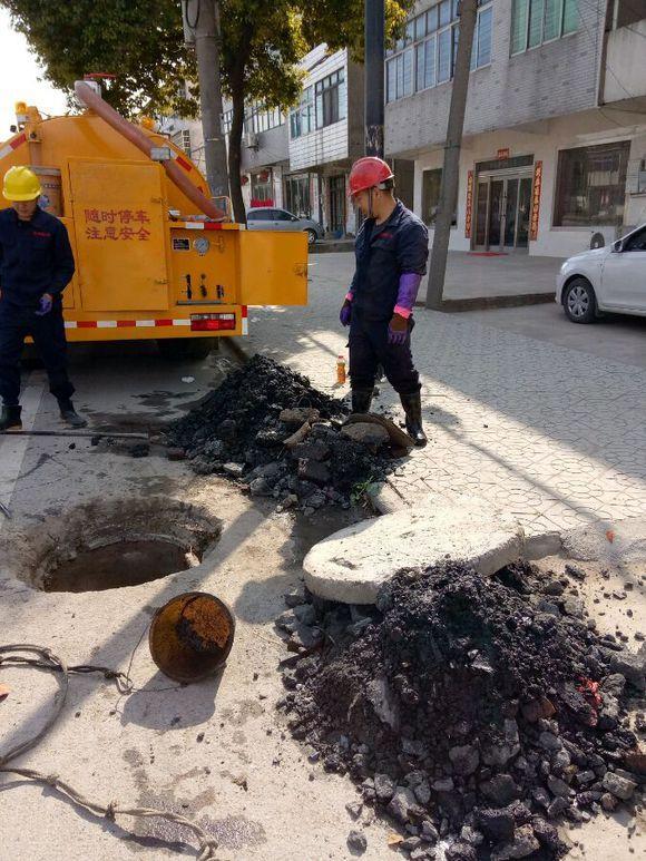 萧山楼塔镇管道污水处理专业公司
