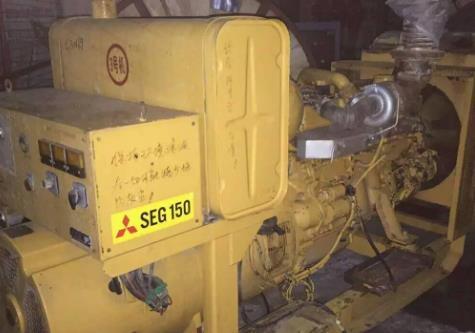 深圳市福田区回收发电机多少钱一台