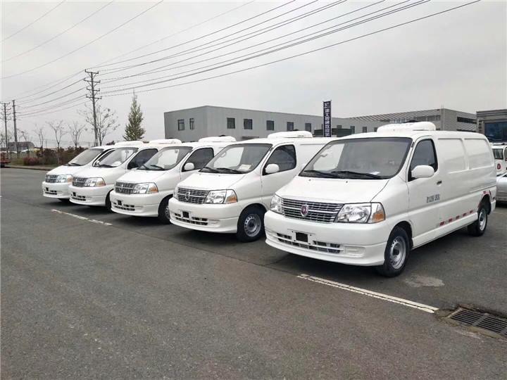 原州15米冷藏车冷藏车厂家图片