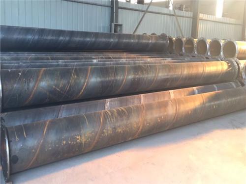 2620*12排污螺旋钢管厂家报价