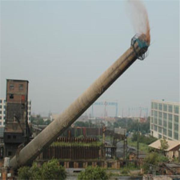 2021-广元烟囱定向拆除公司-烟筒拆除精英团队
