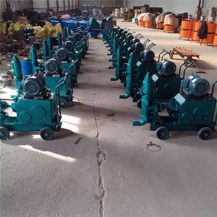 辽阳HJB-3水泥浆单缸泵活塞式注浆泵型号