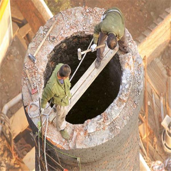 2021-湖锅炉房烟囱拆除公司-电厂高空拆除队伍