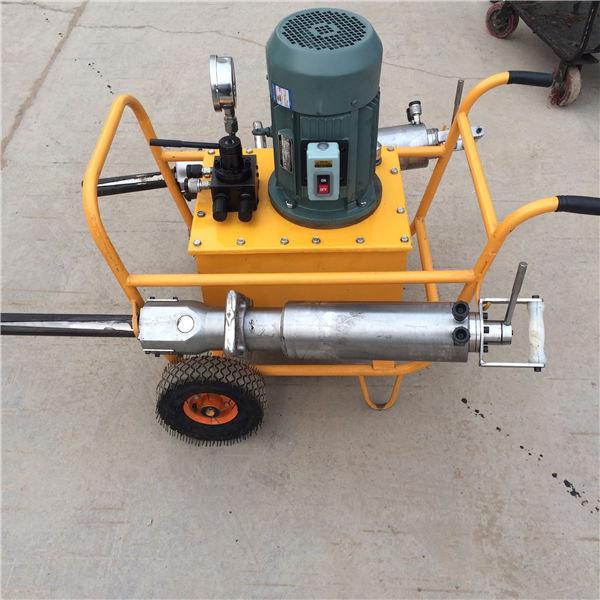 淮南市液压分裂机岩石分裂机厂家 专业生产液压分裂机