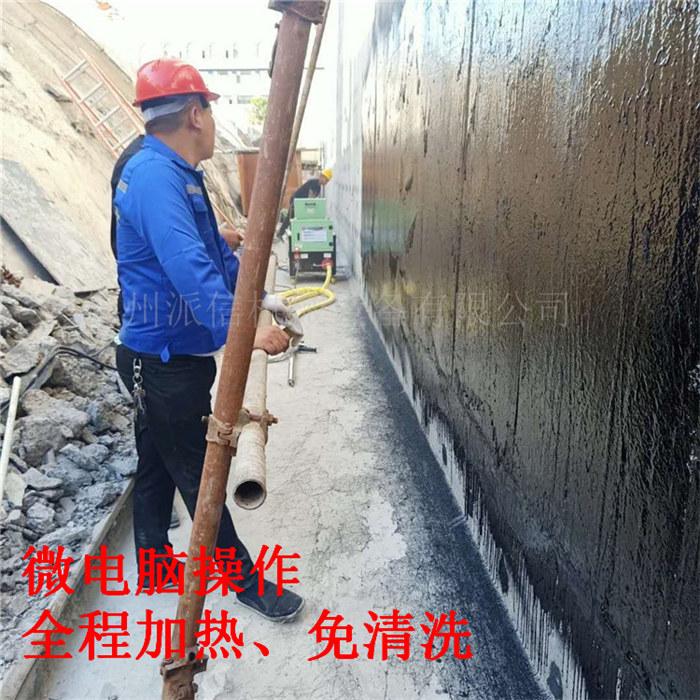 四川内江防水涂料非固化喷涂机好不好