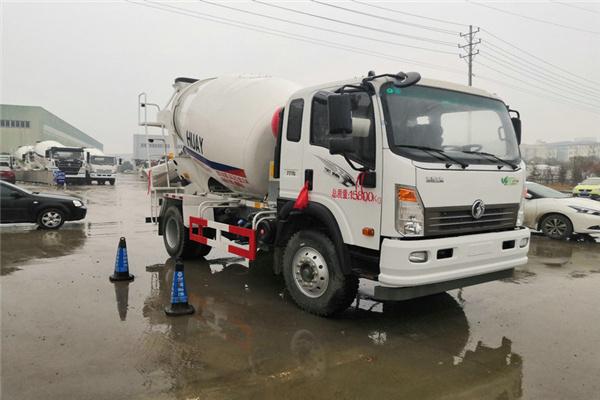 湖南郴州混凝土商砼车出售