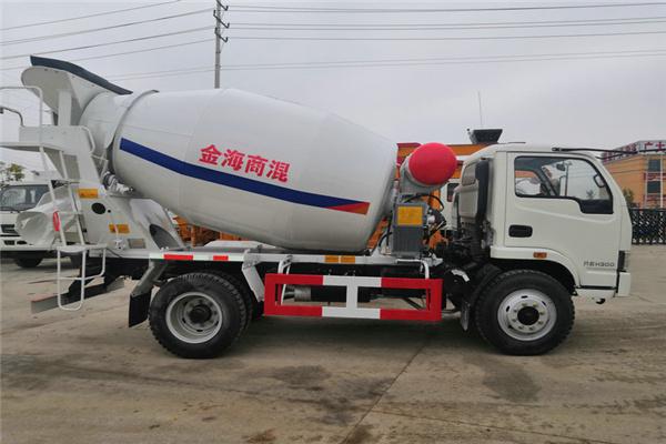 河南郑州单桥搅拌车出售
