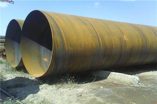 镇雄529供水用螺旋钢管今日价格