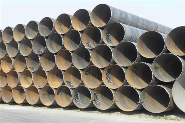 攸县自来水厂用377螺旋钢管大型厂家
