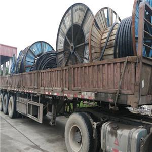 东莞市南城区300方电缆回收公司闲置电缆回收