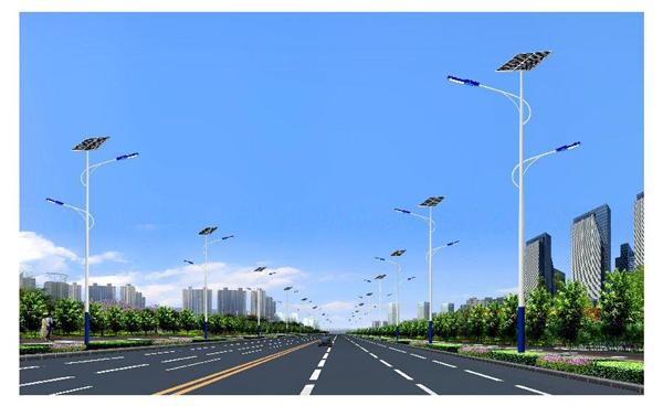 汕头太阳能路灯生产厂家_货到再付款