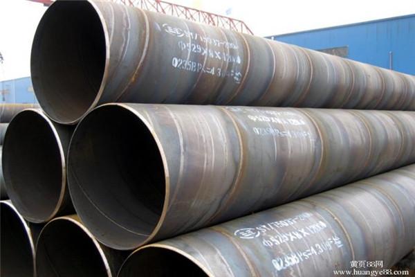 新郑DN400*12螺旋焊管今日价格