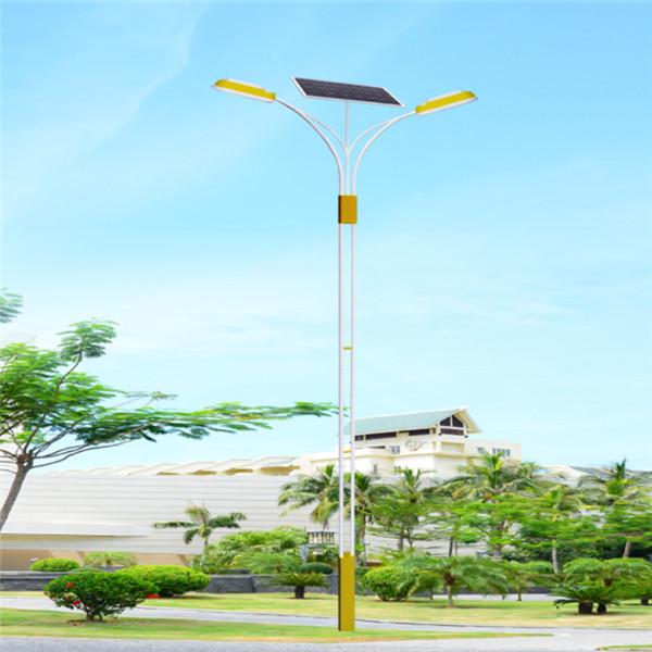 随州农村太阳能路灯价格-指导安装