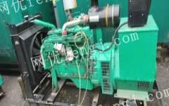 珠海市斗门区二手发电机回收公司高价回收