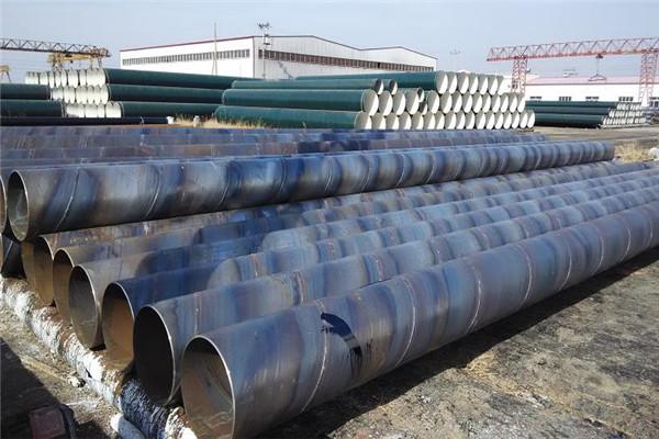 钢城DN700*9螺旋管道价格多少钱