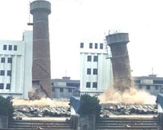 安徽水塔人工拆除技术要求有哪些?