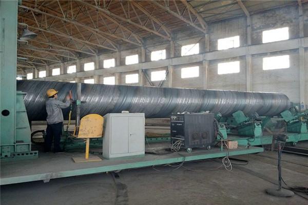 泊头中水用920*7螺旋焊管大型厂家