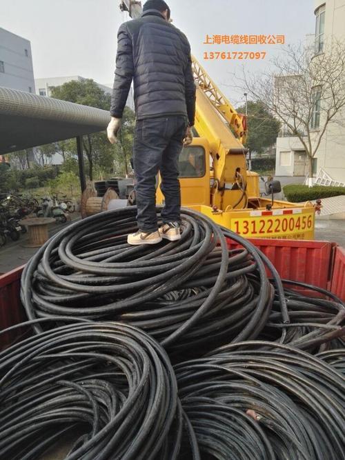 云浮市新兴县收购电缆公司-300方电缆收购