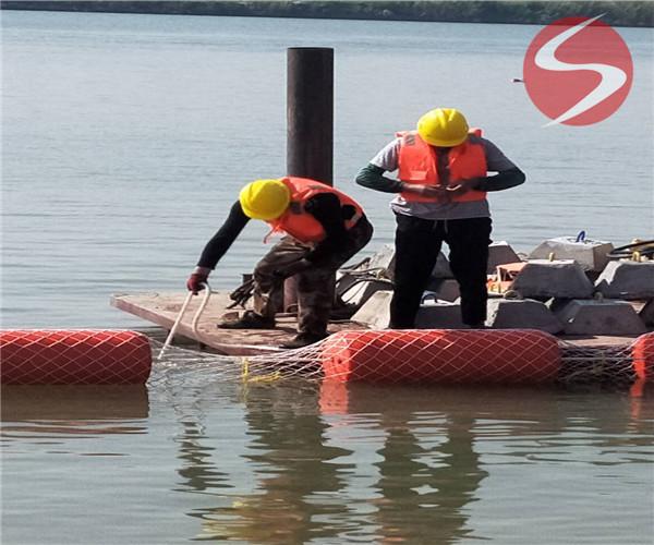 水下开槽埋管——(长治市潜水打捞