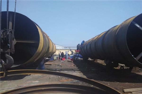 海拉尔DN500*8供水管道当地厂家