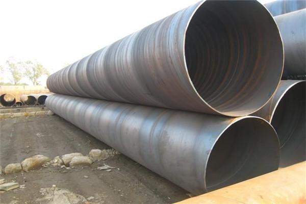 DN200*12螺旋焊接钢管现货价格杭锦旗