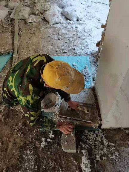 山东省潍坊市吸音无机纤维喷涂施工